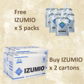 IZUMIO Offer Package 2