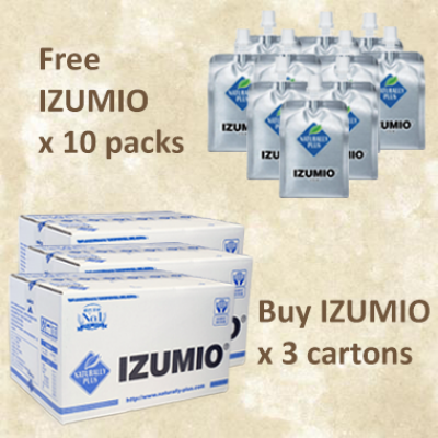 IZUMIO Offer Package 3